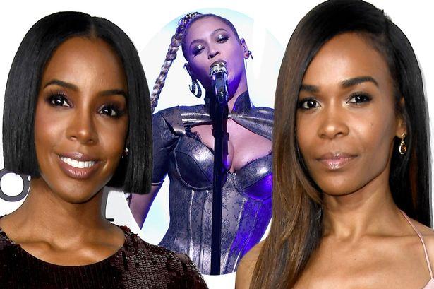 Kelly Rowland Destinys Child Kelly Rowland reveals ...