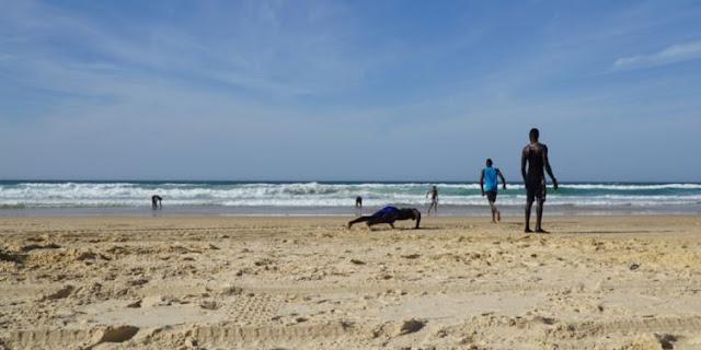 Tourisme, plage, hôtel, restaurant, île, madeleine, corniche, rocher, Serpent, Sarpan, vacance, loisirs, sortie, détente, sports, LEUKSENEGAL, Dakar, Sénégal, Afrique