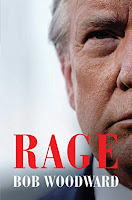 Rage by Bob Woodward book about Trump