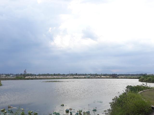 hình ảnh thực tế one world regency - đất quảng riverside