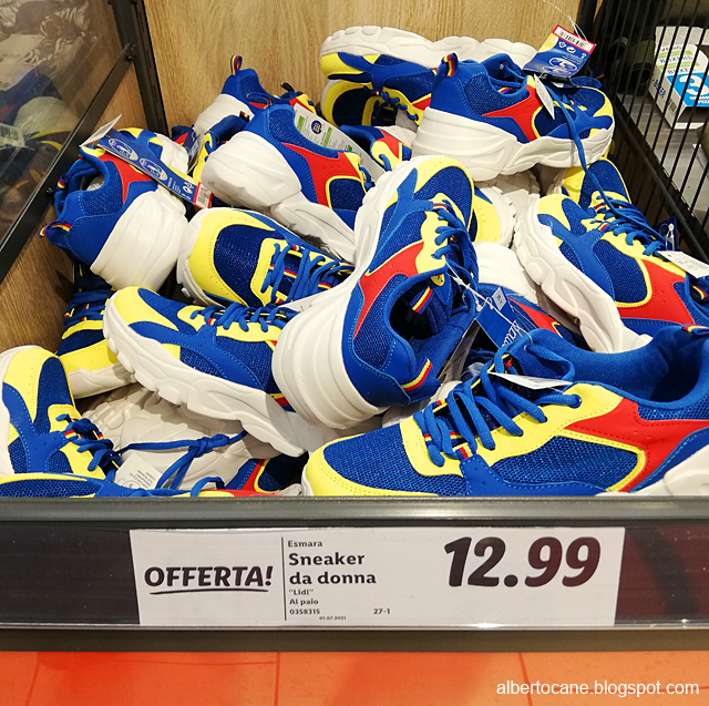 sneaker, lidl