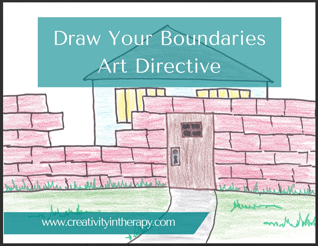 Draw Your Boundaries Art Directive