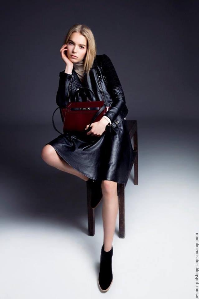 Moda otoño invierno 2016 Prüne. Carteras, bolsos, zapatos, botas, accesorios de moda otoño invierno 2016.
