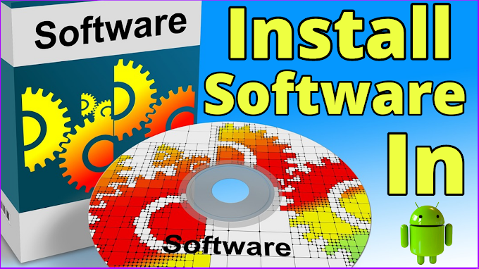 how to install software in android mobile from pc
