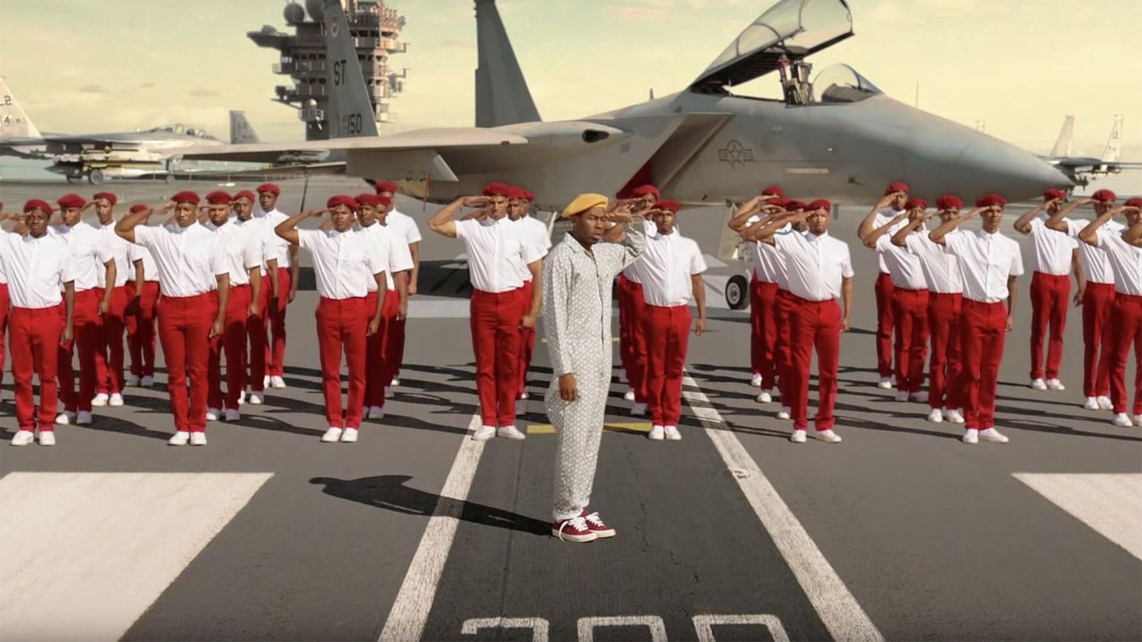 O clipe da faixa foi lançado na última semana e é a terceira parceria do rapper com a popstar colombiana Kali Uchis.