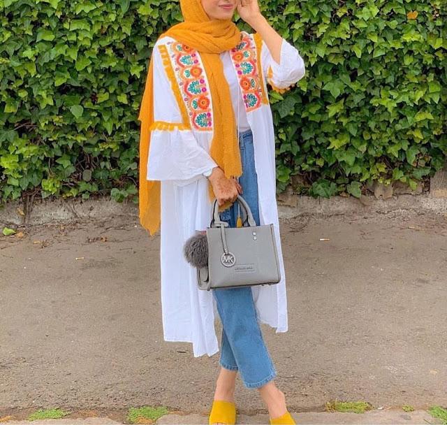 2019 Beautiful and Stunning Hijab Outfits