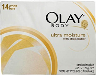 Olay White Bar Ultra moisture with Shea Butter