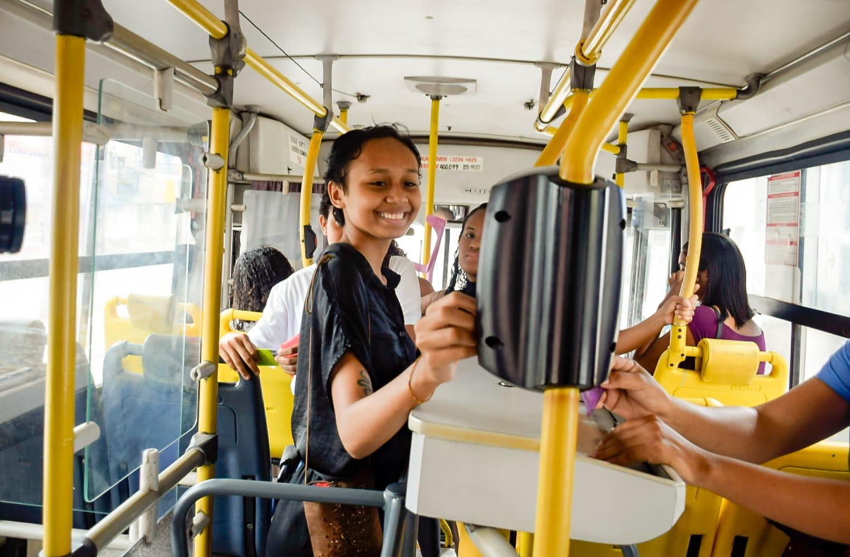 Passagem Grátis de Davinópolis para estudantes do Enem