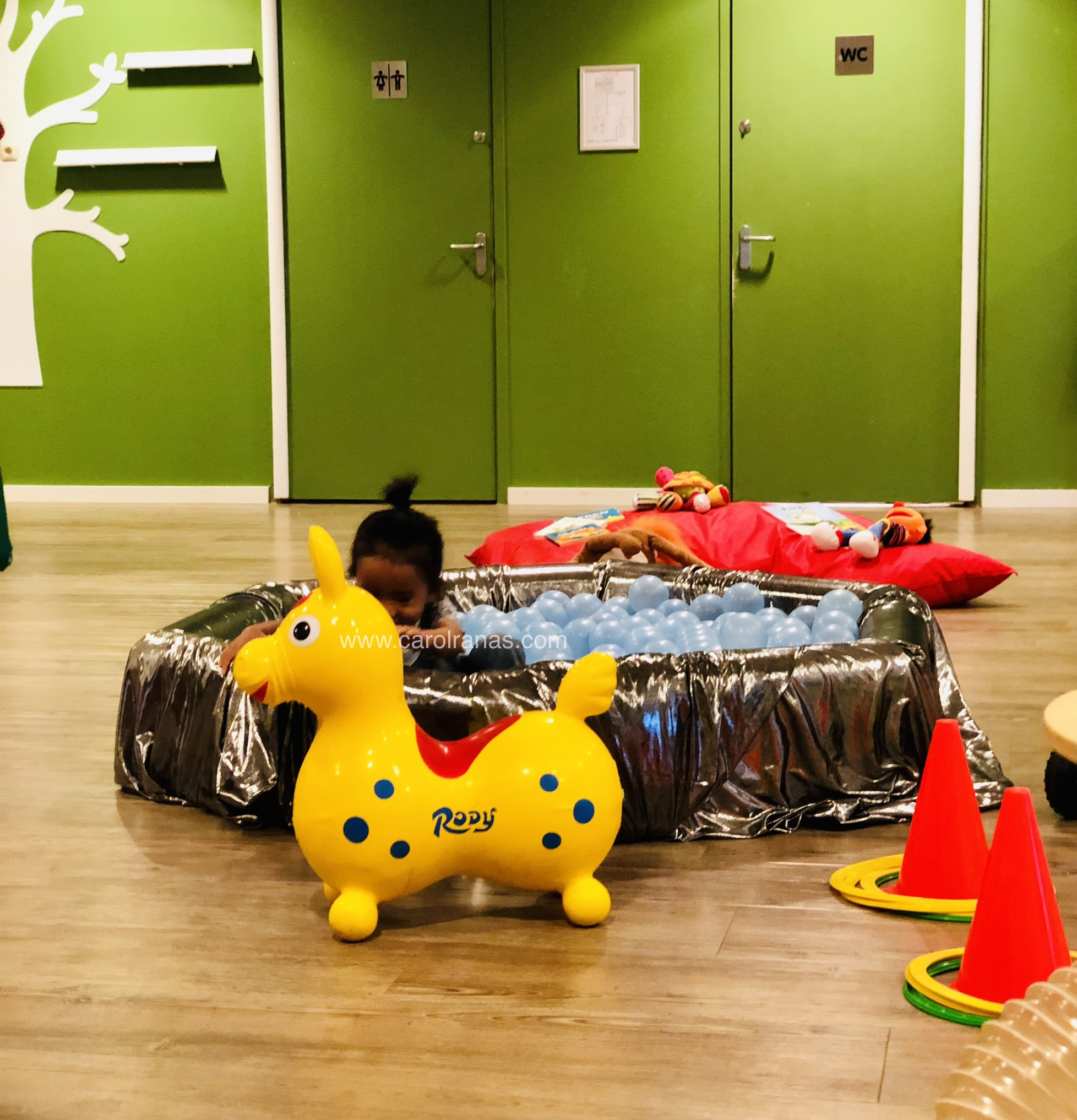Be Carol Almere Playgroups Toddler Amsterdam