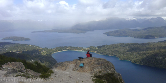 Mirador, Cerro Belvedere, Villa La Angostura, 7 lagos