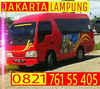 Travel Jati Asih - Bekasi Ke Lampung Nyaman Dan Aman