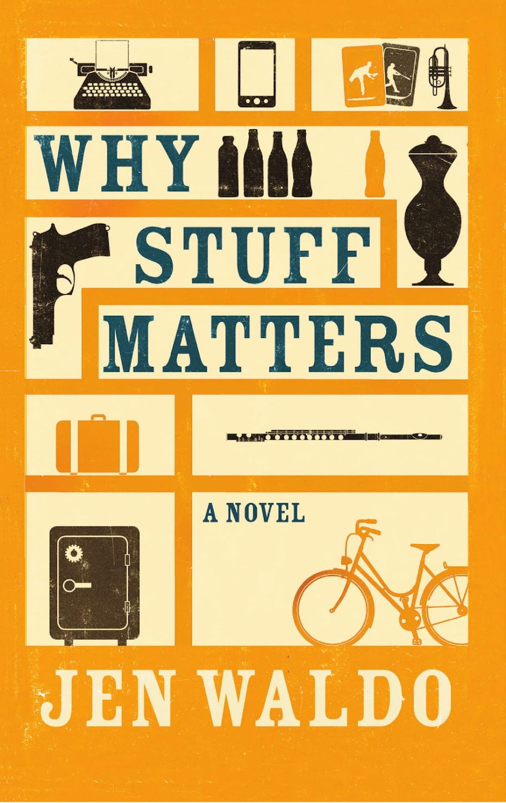 Why Stuff Matters book cover