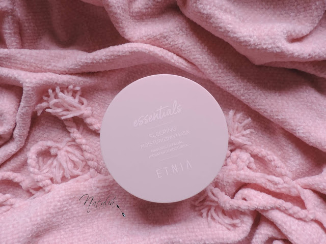 Sleeping Moisturizing Mask Essentials Etnia