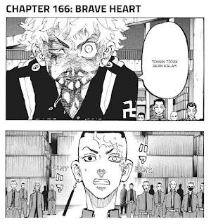 Update! Baca Manga Tokyo Revengers Chapter 166 Full Sub Indo