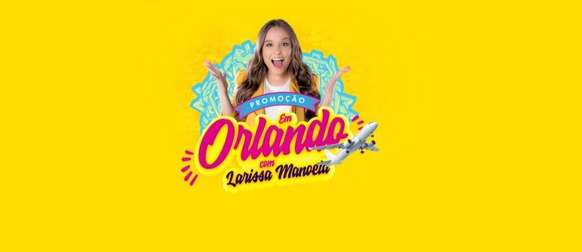 Promoção Tele Sena 2020 Viagem Orlando Larissa Manoela e Você Disney