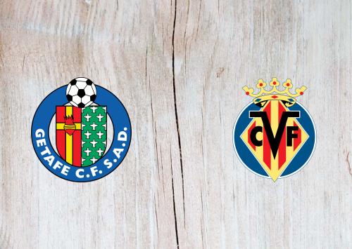 Getafe vs Villarreal -Highlights 08 November 2020