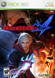 Devil May Cry 4 (Xbox 360) 2008