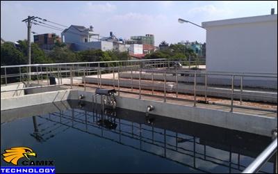 Sửa chữa đạt tiêu chuẩn công trình xử lý nước thải - Kiểm tra công tác vận hành trạm xử lý nước thải
