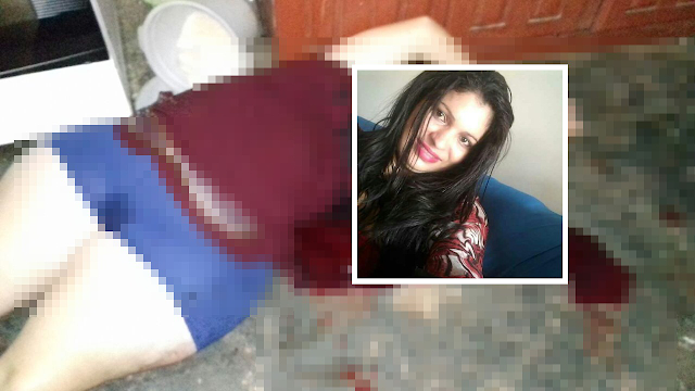 Mulher é executada á tiros em residência atrás de bar na zona rural de São Miguel do Guaporé