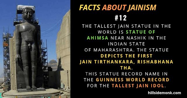 Statue of Ahimsa Tallest Jain Idol Rishabhanatha