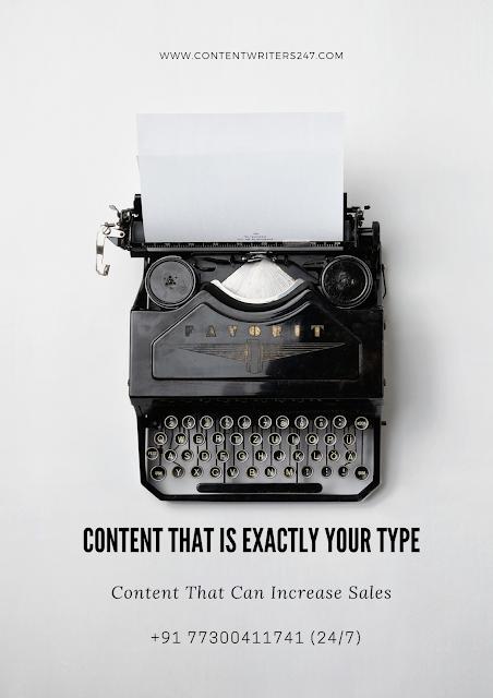 Content Writing Delhi