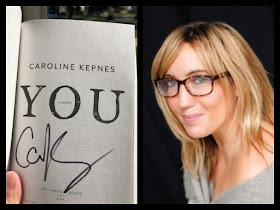 YOU, signed by author Caroline Kepnes
