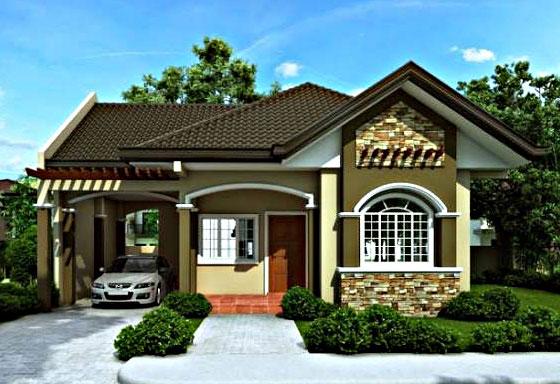 Desain Rumah Minimalis Biaya 100 Juta