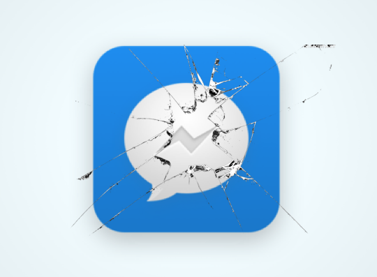 Facebook Messenger Crashing iOS 11 - 2017 - Empire BBK