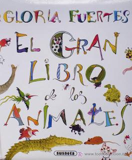 El gran libro de los animales: antologia