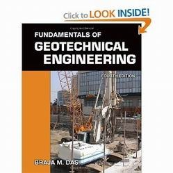 Fundamentals of Geotechnical Engineering 4th Edition Ebooks Download