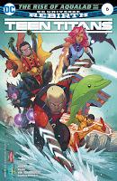 DC Renascimento: Novos Titãs #6