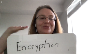 Encryption & Encryption Key- Pronunciation, Meaning, Sentence Examples