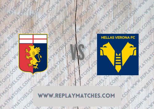 Genoa vs Verona Highlights 25 September 2021