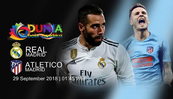 Nhận định Real Madrid vs Atletico Madrid: Chứng minh phản đề