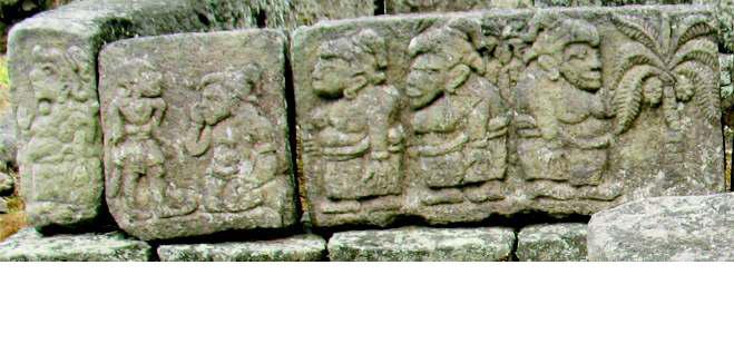 Rahasia Canti Cetho Panataran Bukti Nusantara Pusat Peradaban