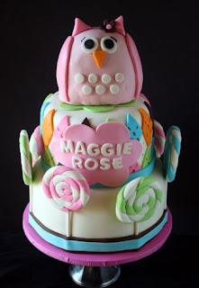 Baby Shower Cake Birth