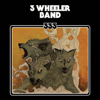 """3 3 3"" by 3 WHEELER BAND"