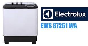 Mesin cuci Electrolux 8 KG Type Ews 87261 WA