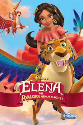 فيلم Elena and the Secret of Avalor 2016 مدبلج