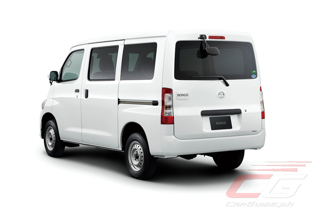The 2021 Mazda Bongo is Small in Stature, Big in Load ...
