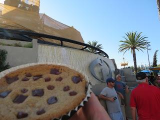 Incredicookie Pixar Pier Disney California Adventure