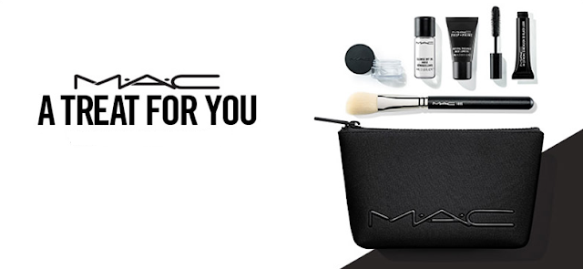 MAC Cosmetics Treats Free Gift