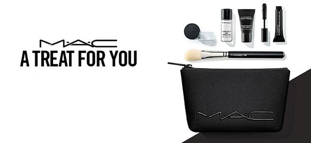 MAC Cosmetics Treats Free Gift
