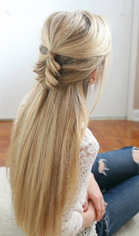 Most Delightful Prom Hair Styles #promhairstyles