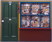 Peter Blake  ~ Toy Shop
