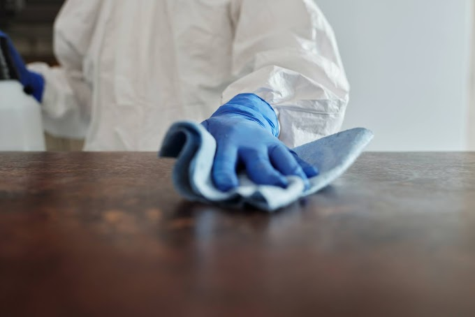 COVID-19 Office Cleaning Tips