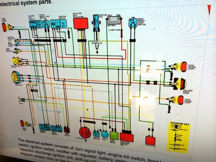 Honda Motorcycle Gl1500 Wiring Diagrams