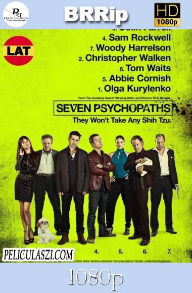 Siete Psicópatas (2012) HD BRRip 1080p Dual-Latino