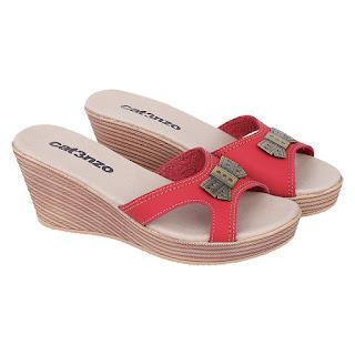 Sandal Wedges Wanita Catenzo NN 043