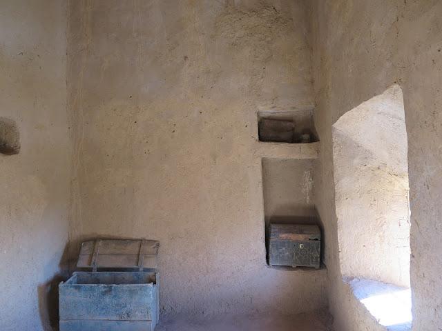 Habitación de la esposa favorita en Amridil